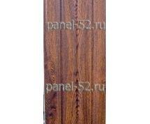 Панели ПВХ фигурные ламинированные 2700*250*8мм