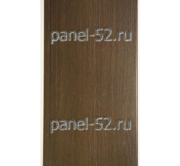 """Панели МДФ 2600*200*7мм """"Венге"""""""