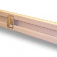 Рейка крепежная для панелей пвх